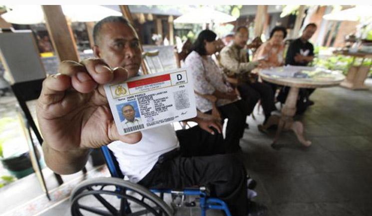 SIM Khusus Penyandang Difabel